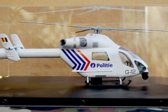 POLITIE-G12-HELICOPTER custom spray paint