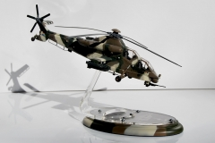 Rooivalk 1/48 Scale model helicopter (camo) (1)