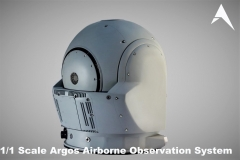 1.1 Scale Argos Hensoldt Airborne Observation System scale model (4)