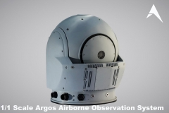 1.1 Scale Argos Hensoldt Airborne Observation System scale model (5)