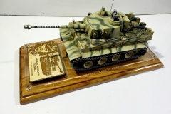 Tiger Tank Scale Model