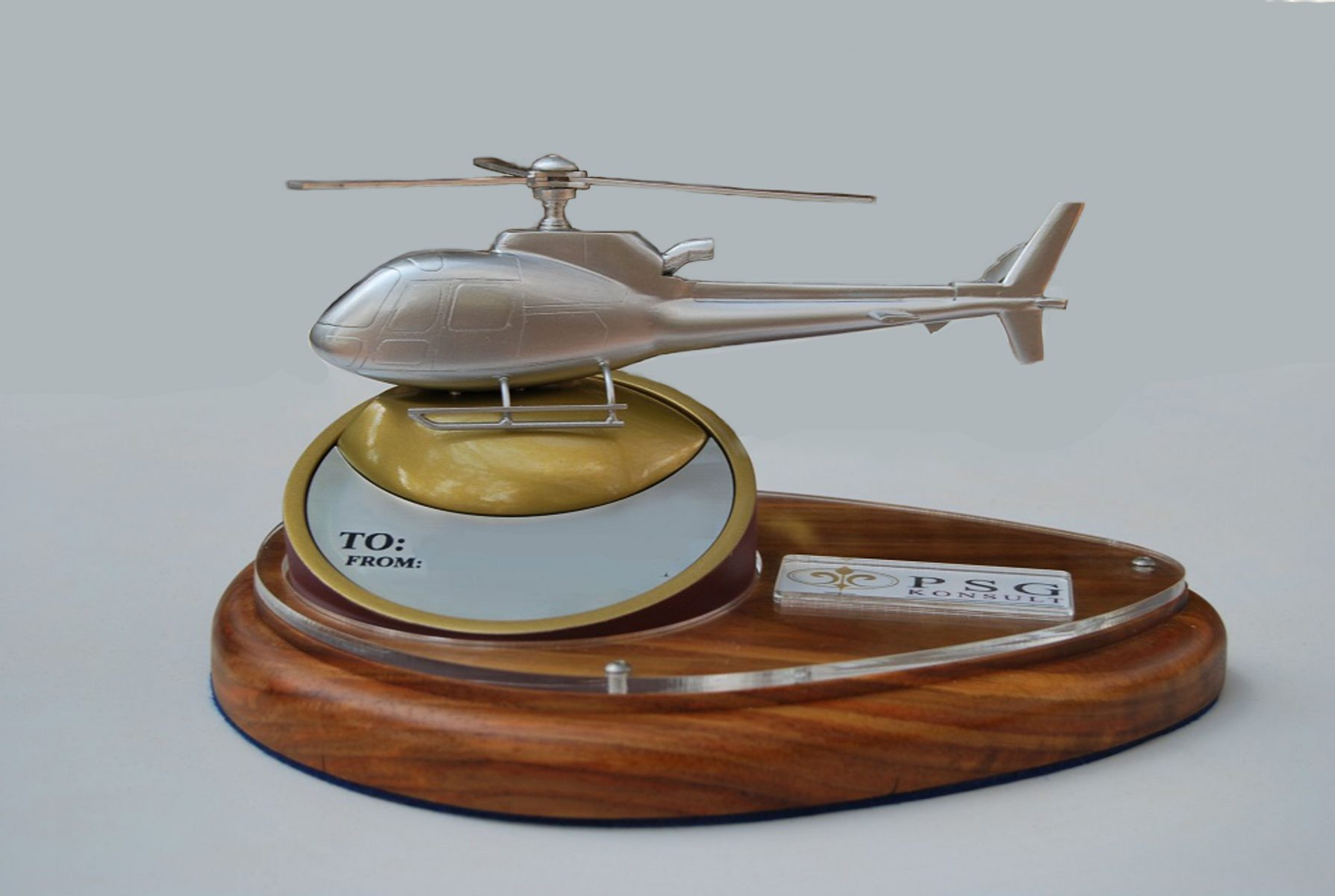 Awards and Trophy Models