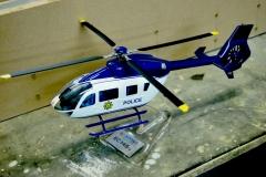 EC_145_POLICE custom spray paint