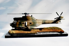 Puma Helicopter 1/48 scale model