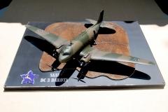 SAAF-DC-3-DAKOTA scale model