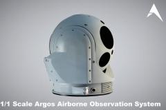 1.1 Scale Argos Hensoldt Airborne Observation System scale model (3)