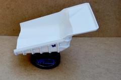 VR-STEEL-BUCKET16 Scale model