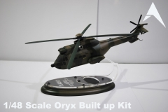 1.48 Oryx Scale model Built up kit