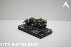 1.72 Scale Bateleur Built up kit