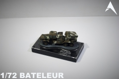 1.72 Scale Bateleur Built up kit