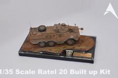 1/35 Ratel 20 Built up Kit