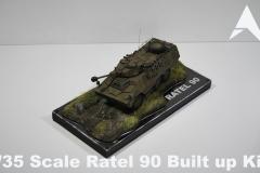 W+L 1.35 Ratel 90 Built up Kit