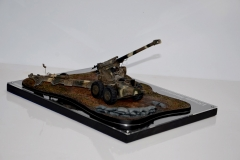 G5-155M-HOWITZER Scale model