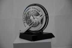 Paramount logo award/ trophy/ gift