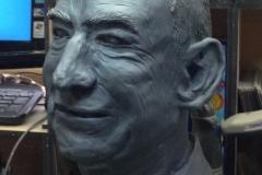 John van Reenen Sculpted Bust