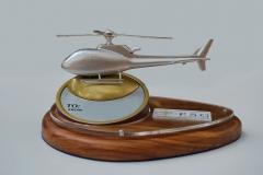 PSG 3D helicopter award/ gift/ Trophy