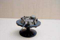 Turret Scale model