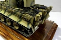 Tiger Tank Scale Model