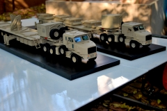 JOBARIA-MCLS-SUPPORT-VEHICLE__LAUNCHER Scale Model