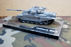 OLIFANT-MK1 Scale Model