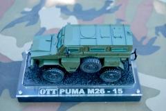 OTT-PUMA-M26 Scale Model