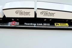 TEARDROP-LINK-2012 Scale Model