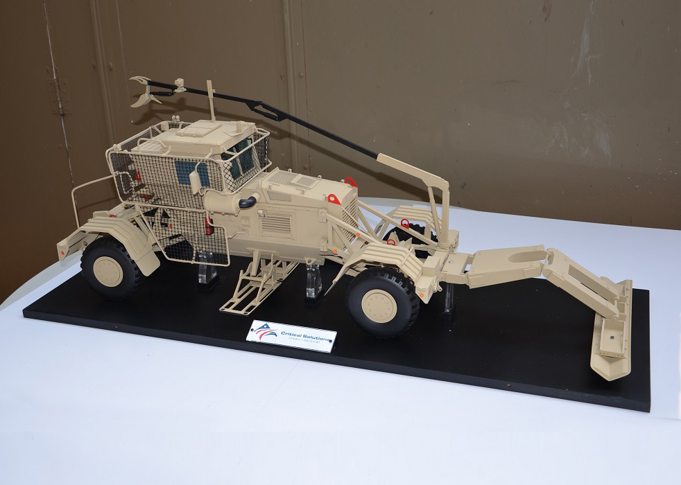 Military Vehicle Models